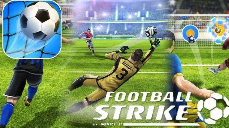 เกมพนันฟุตบอล กับ FOOTBALL STRIKE ว่าเป็นเกมเดินพันแบบไหน
