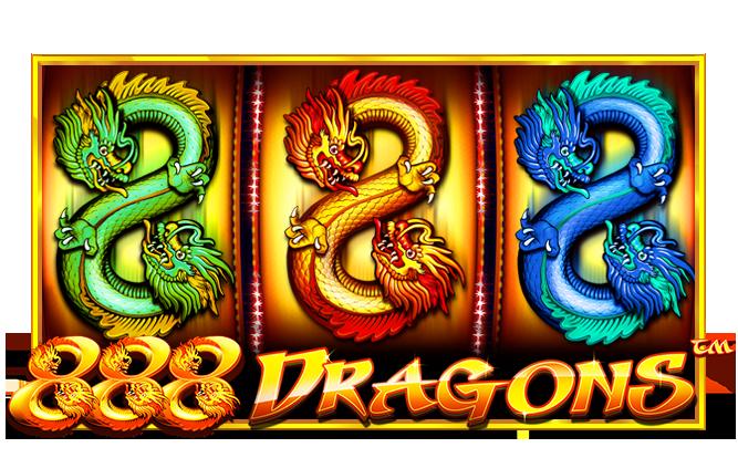 วิธีเล่นเกมสล็อต 888 Dragons เกมแห่งขุมทรัพย์มังกรหลากสี