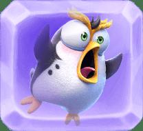 อัตราการจ่ายเงินรางวัลของสัญลักษณ์เพนกวิน